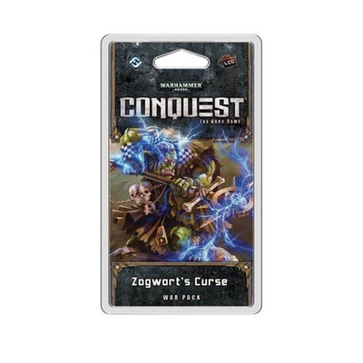 WH Conquest: Warlord 4 – Zogwort´s Curse – EN