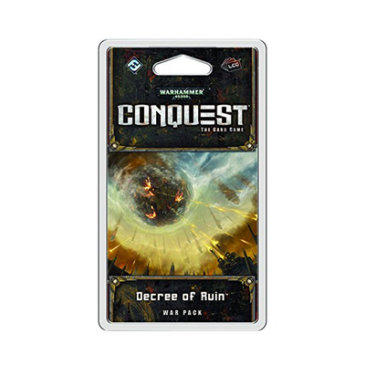 WH Conquest: Planetfall 1 – Decree of Ruin – EN
