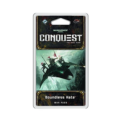WH Conquest: Planetfall 2 – Boundless Hate – EN