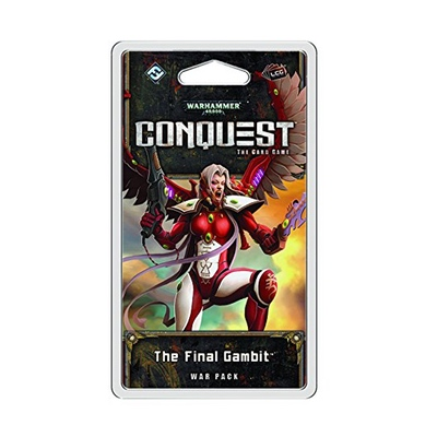 WH Conquest: Planetfall 6 – The Final Gambit – EN