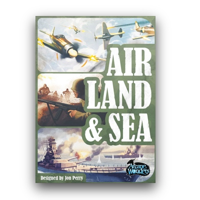 Air, Land & Sea – EN