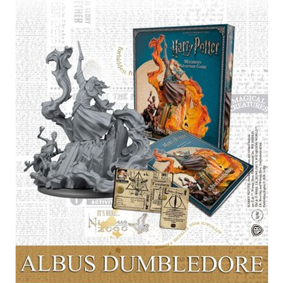 Harry Potter Miniaturenspiel: Albus Dumbledore – EN