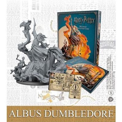 Harry Potter Miniaturenspiel: Albus Dumbledore – EN