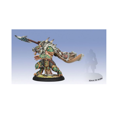 Hordes: Circle Orboros – Warpborn Alpha Unit Attachment