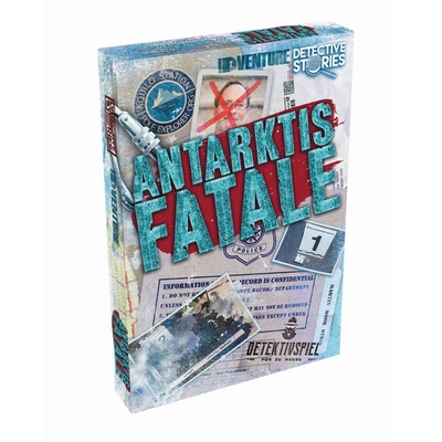 Detective Stories Fall 2: Antarktis Fatale – DE