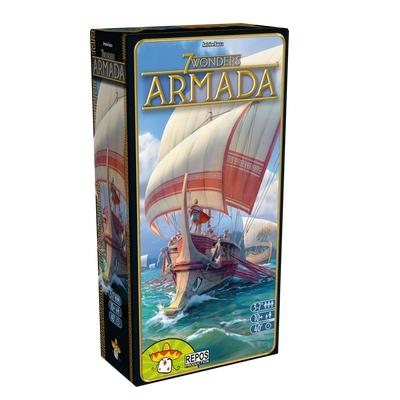 7 Wonders: Armada – DE