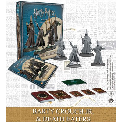 Harry Potter Miniaturenspiel: Barty Crouch Jr. & Todesser – EN