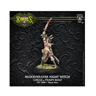 Hordes: Circle Orboros – Bloodweaver Night Watch