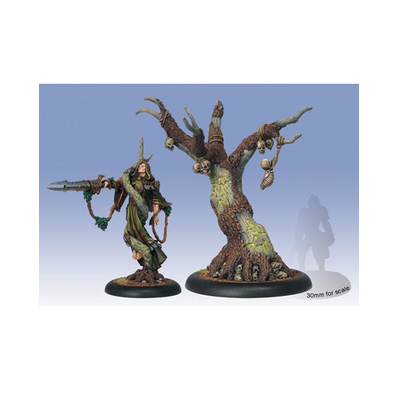 Hordes: Circle Orboros – Cassius the Oathkeeper & Wurmwood, Tree of Fate