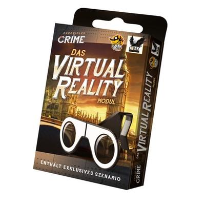 """Chronicles of Crime: VR Brillenaufsatz f. Smartphone – DE """"nur stationärer Verkauf"""""""