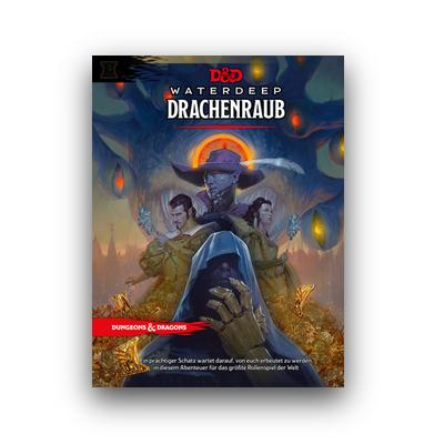 D&D: Waterdeep – Drachenraub – DE