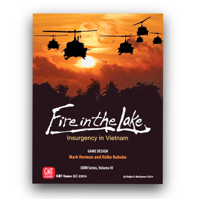 Fire in the Lake (2nd printing) – EN