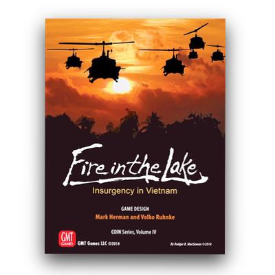 Fire in the Lake (2nd printing) – EN