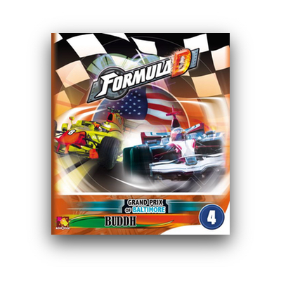 Formula D: Circuits 4 – Grand Prix of Baltimore & Buddh – DE/EN
