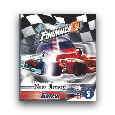 Formula D: Circuits 5 – New Jersey & Sotchi – DE/EN