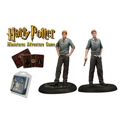 Harry Potter Miniaturenspiel: Fred & George Weasley – EN