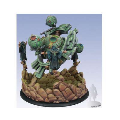 Hordes: Circle Orboros – Celestial Fulcrum Battle