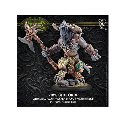 Hordes: Circle Orboros – Ghetorix