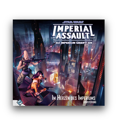 Star Wars Imperial Assault: im Herzen des Imperiums – DE