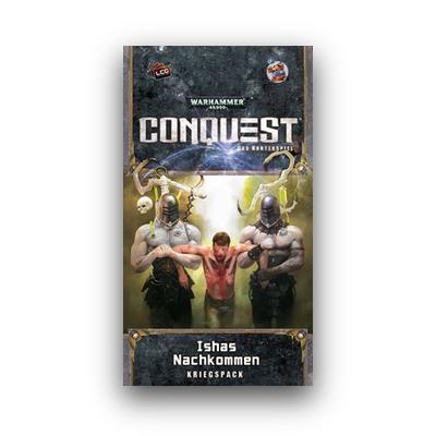 WH Conquest: Kriegsherren 6 – Ishas Nachkommen – DE