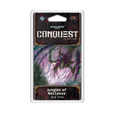 WH Conquest: Death World 1 – Jungles of Nectavus – EN