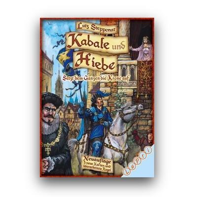 Kabale und Hiebe – DE (Neuauflage)