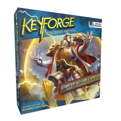 """KeyForge: Zeitalter des Aufstiegs """"Starter-Set für 2 Spieler"""" – DE"""