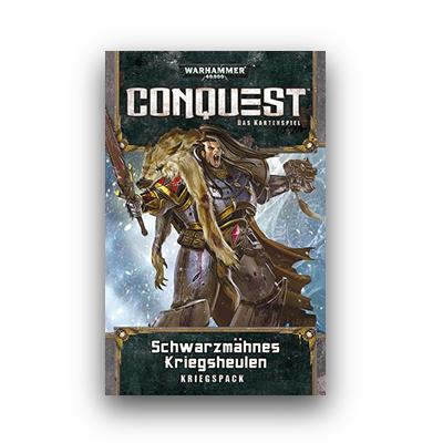 WH Conquest: Kriegsherren 1 – Schwarzmähnes Kriegsheule – DE