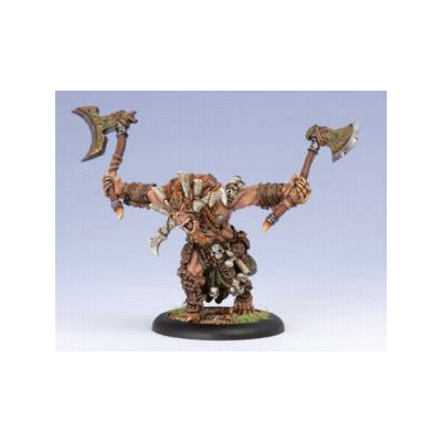 Hordes: Circle Orboros – Kromac the Ravenous