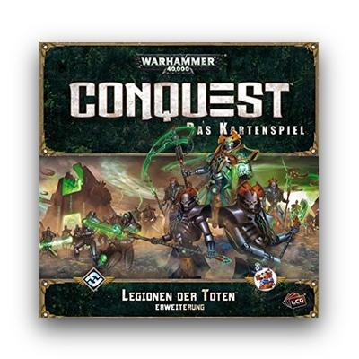 WH Conquest: Legionen der Toten – DE