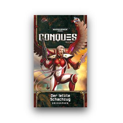 WH Conquest: Weltensturm 6 – Der letzte Schachzug – DE