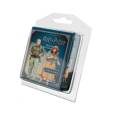 Harry Potter Miniaturenspiel: Molly & Arthur Weasley – EN
