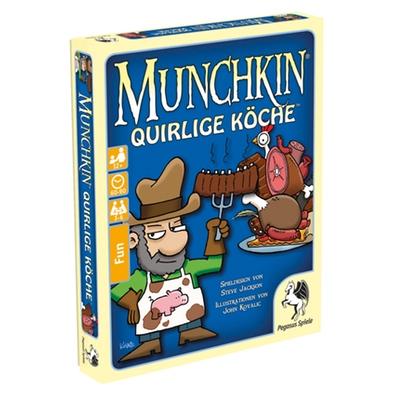 Munchkin: Quirlige Köche – DE