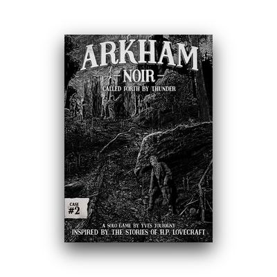 "Arkham Noir 2 ""Called Forth by Thunder"" – EN"