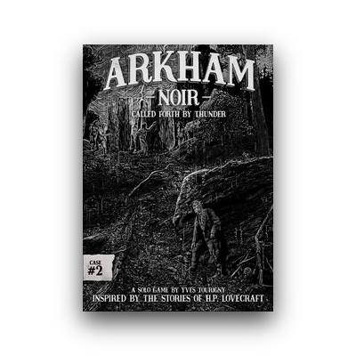 "Arkham Noir 2 ""Called Forth by Thunder"" – EN"