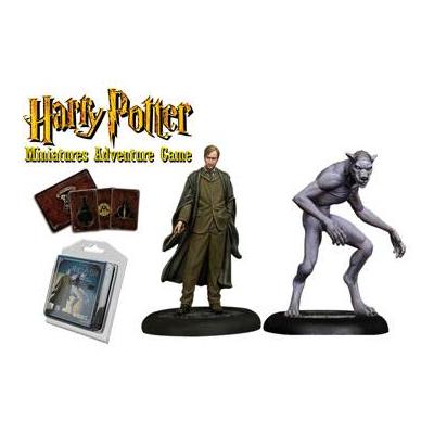 Harry Potter Miniaturenspiel: Remus Lupin – EN