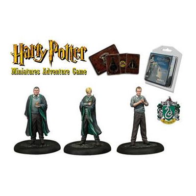 Harry Potter Miniaturenspiel: Slytherin Students – EN