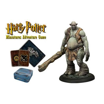 Harry Potter Miniaturenspiel: Troll – EN