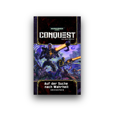 WH Conquest: Todeswelt 4 – Auf der Suche nach Wahrheit – DE