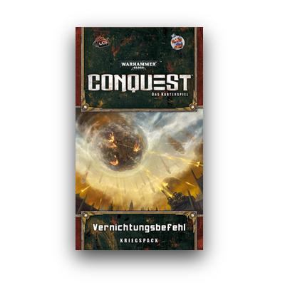 WH Conquest: Weltensturm 1 – Vernichtungsbefehl – DE