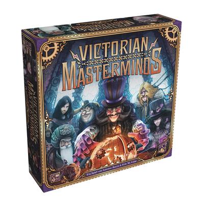 Victorian Masterminds – DE