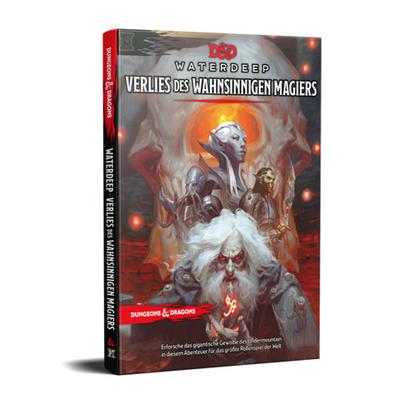 D&D: Waterdeep – Das Verließ des wahnsinnigen Magiers – DE