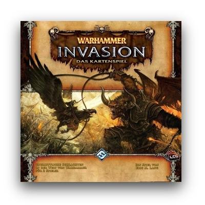 WH Invasion: Grundspiel – DE
