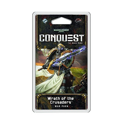 WH Conquest: Planetfall 5 – Wrath of the Crusaders – EN