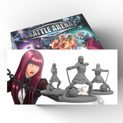 Battle Arena Show: Onigiri – DE