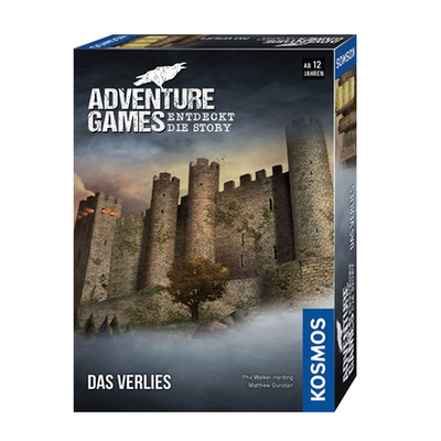 Adventure Games: Das Verlies – DE