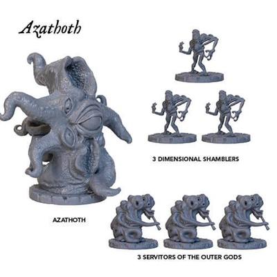 Cthulhu Wars: Azathoth – EN