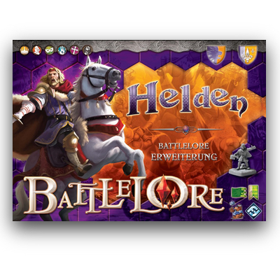 BattleLore: Helden – DE