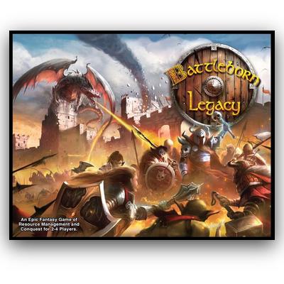 Battleborn Legacy – EN (Kickstarter Edition)