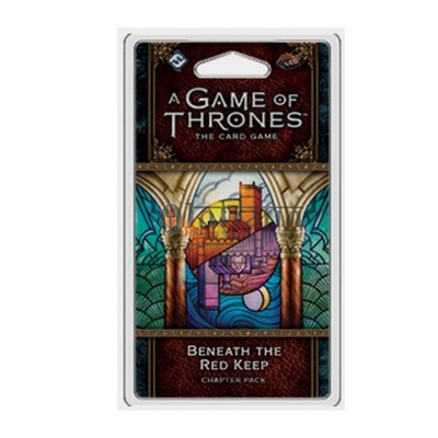 AGoT 2nd Edition: Kings Landing 4 – Beneath the Red Keep – EN